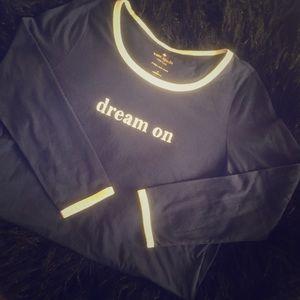 Kate Spade Sleep Gown Shirt